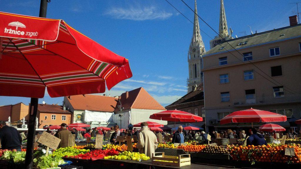 Dolac Zagreb 2015