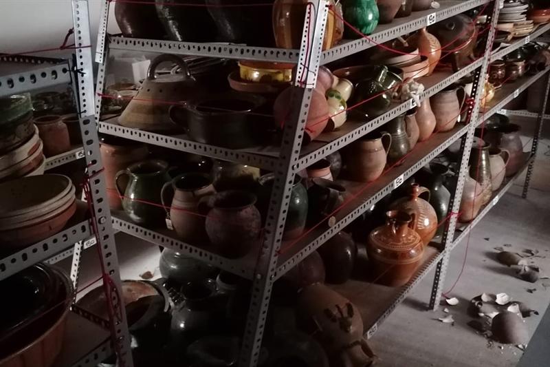 Etnografski muzej Zagreb potres 2020