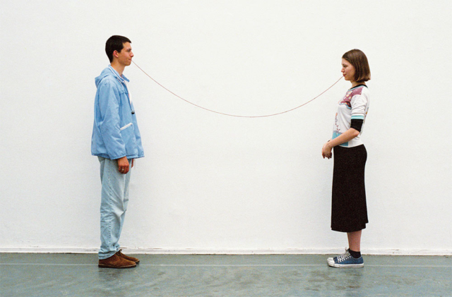 Laura Horelli Social distances 1999