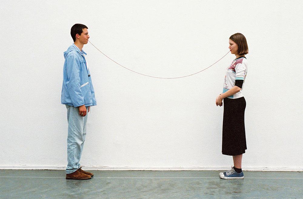 Laura Horelli Social distances 1999