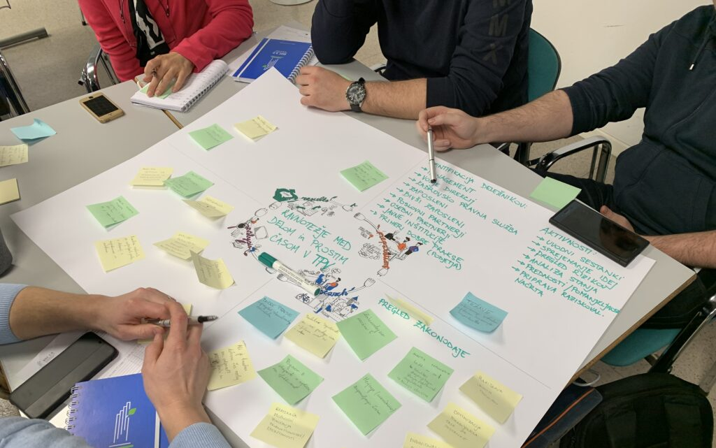 People project workshop Slovenia
